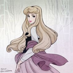 Ideas for disney art drawings princesses briar rose Aurora Disney, Princesa Disney Aurora, Cinderella Disney, Disney Animation, Disney Pixar, Disney And Dreamworks, Disney Princess Drawings, Disney Princess Art, Disney Drawings