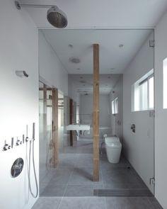 Hanegi G – House / Makoto Yamaguchi Design   ArchDaily