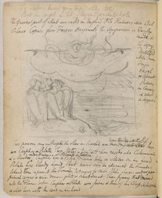 The Notebook of William Blake - The British Library