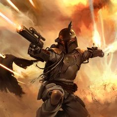 Find images and videos about star wars, sci-fi and boba fett on We Heart It - the app to get lost in what you love. Star Wars Fan Art, Bd Star Wars, Star Trek, Boba Fett Wallpaper, Star Wars Wallpaper, Hd Wallpaper, Boba Fett Art, Star Wars Boba Fett, Jango Fett