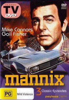 Mannix | Séries e Desenhos | TV Sinopse | Parte 1