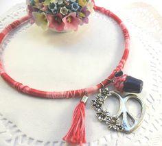 Rosa Chá Atelier : Vários colares em materiais diversos