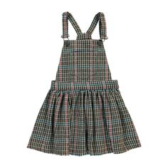 Robe Salopette Carreaux Trouble-product
