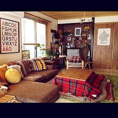 女性で、Otherのこたつ/床の間/和室を改造/男前/男前も可愛いも好き/部屋全体…などについてのインテリア実例を紹介。「旦那の手によってこの部屋を元の和室に戻される…という夢を見ました。衝撃ー!笑」(この写真は 2015-02-21 12:28:33 に共有されました)