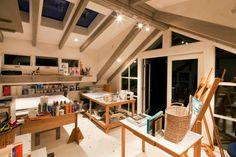art studio insp