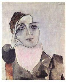 Picasso- Dora Maar