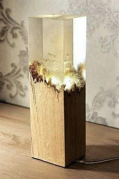 wood lamp art 10