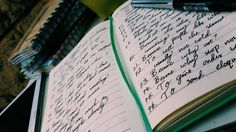 A Quickfire List of 100 Reasons Why We Write – She Crafts Words – Medium