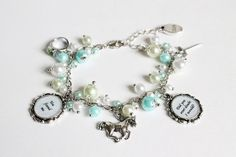 Snow and Charming Bracelet OUAT by CissyPixie on Etsy, $18.00
