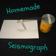 You'll build your own seismograph and recreate an earthquake in today's #DeSTEMber activity! #STEM