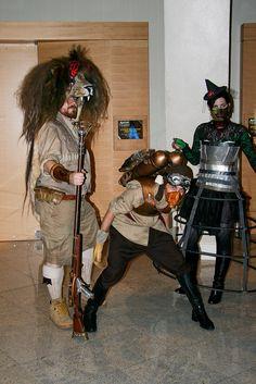 DragonCon 2010: Steampunk Wizard of Oz by elrina753, via Flickr