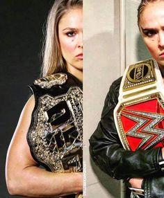 Ronda Rousey Ronda Rousey Wwe, Ronda Jean Rousey, Rowdy Ronda, Wwe Female Wrestlers, Wwe Womens, Total Divas, Sports Stars, Ufc, Figure Reference