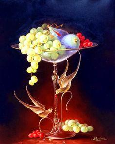 ludivine corominas art | Ressam Corominas Ludivine , 1976 yılında Fransa,da doğdu.