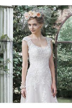 Maggie Sottero Bridal Gown Ravenna 5MB650 - Maggie Sottero - Popular Wedding Designers