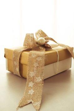 Winterdekoration Jute, Napkin Rings, Home Decor, Gifts, Homemade Home Decor, Decoration Home, Utah, Burlap, Napkin Holders