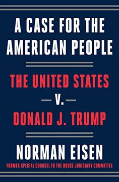 Amazon ❤ A Case for the American People: The United States v. Donald J. Trump
