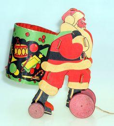Santa Claus ~ c. 1936