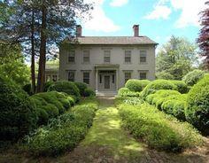 Martha Stewart's Westport home.