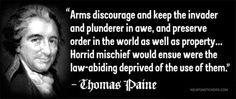quotes by thomas paine - Google Search