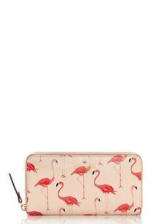 cedar street flamingos lacey - kate spade new york