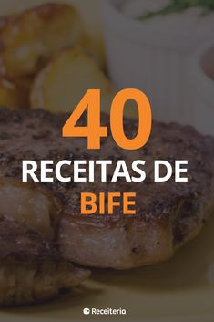 Brazilian Dishes, Baked Potato, Food And Drink, Low Carb, Meat, Cooking, Ethnic Recipes, Beef Skirt Recipes, Tasty Food Recipes