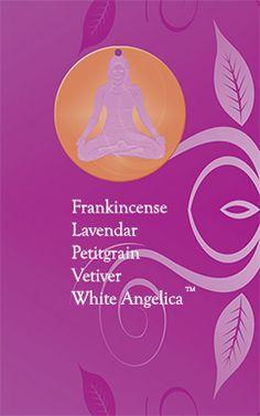 7th #chakra #essentialoils #zen #yoga #om