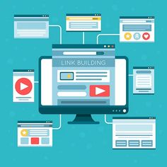 The Pros and Cons of Link Building for Search Engine Optimization Url Redirection, Google Penguin, Building Concept, Web Address, Visualisation, Start Ups, Search Engine Optimization, Digital Technology