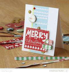 Merry Christmas (*WCMD Use Your Scraps Challenge*) by sideoats at @Studio_Calico
