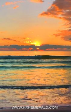 Types Of Photography, Sunset Photography, Landscape Photography, Canon Photography, Beach Sunset Wallpaper, Ocean Wallpaper, Ocean Sunset, Ocean Waves, Beach Waves