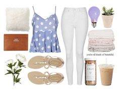 """untitled"" by jet-black-heart555 ❤ liked on Polyvore featuring Boohoo, Topshop, NYLO, CB2, OKA, Acne Studios and Pottery Barn"