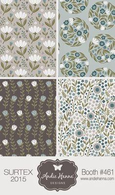 print & pattern: SURTEX 2015 - andie hanna