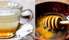 Coconut Ginger Tea With Lime, Honey and Turmeric Recipe - NYT Cooking Turmeric And Honey, Turmeric Tea, Ginger And Honey, Turmeric Paste, Tumeric Root, Raw Honey, Turmeric Recipes, Easy Detox, Simple Detox