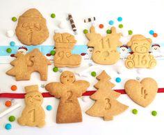 La fabrique de Méline - Gingerbread Cookies, App, Moment, Motifs, Articles, Gingerbread Cupcakes, Apps