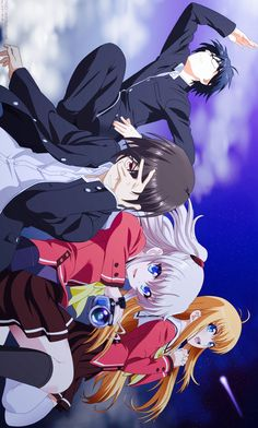 Love this anime.  Charlotte