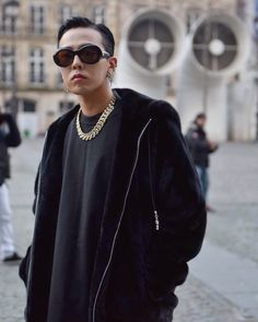 ameverything... — fybig-bang: 170124 G-Dragon at CHANEL Show in...