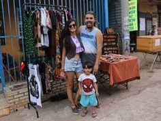 Fim de semana tem feira livre e samba da Portela no Mercado Sul