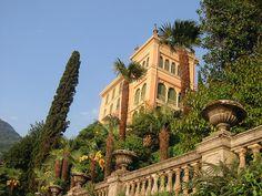 Villa Cipressi in Varenna