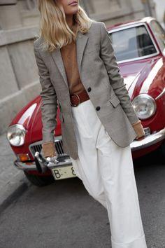 Fashion Inspiration // Cool Chic Style Fashion