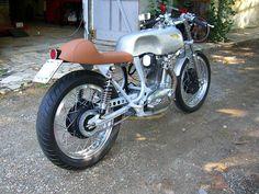 "Ducati 350 ""Cafè Racer"" by Mauro di Prospero"
