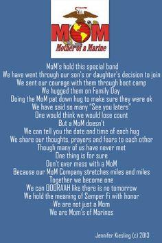Marine MoM's