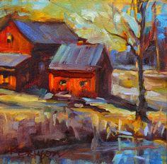 Karen Bruson Oil Painter   NetworkedBlogs by Ninua