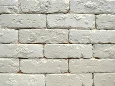 декоративный камень белый кирпич