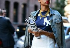 JEWELRY TRENDS - FALL WINTER 2013/2014 - STREET STYLE