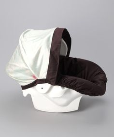 Take a look at this Morning Bloom Infant Car Seat Cover by The Peanut Shell on #zulily today! $34.99, regular 60.00 Sale ends in 1 days, 6 hours. In otherwords, sale ends on Friday, June 7th in the evening.