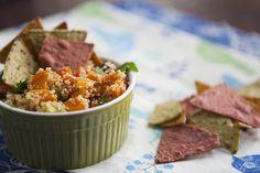Mexican Sweet Potato Quinoa Salad