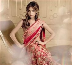 Victoria Beckham wore a Tarun Tahiliani Saree for a Magazine cover photoshoot. See more of : Victoria Beckham Bridal Sari, Indian Bridal Sarees, Indian Saris, Wedding Sarees, Indian Ethnic, Wedding Dresses, Victoria Beckham Vogue, Bridesmaid Saree, Bridesmaid Ideas