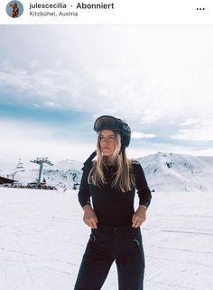 ☆lunavanderkruk Ski Vacation, Ski Fashion, Snow Skiing, Winter Pictures, Ski And Snowboard, Winter Sports, Girl Photos, Kayaking, Ski Outfits