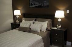 contemporary bedroom by Marie Burgos Design
