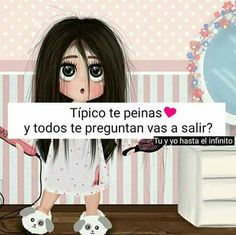 Frases Humor, My Arts, Cartoon, Anime, Home Decor, Night, Quotes, Truths, Intelligent Women