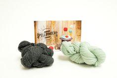 Spellbinders Magic Yarn Kit Review   AllFreeCrochetAfghanPatterns.com